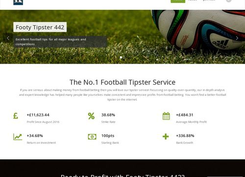 Footy Tipster 442