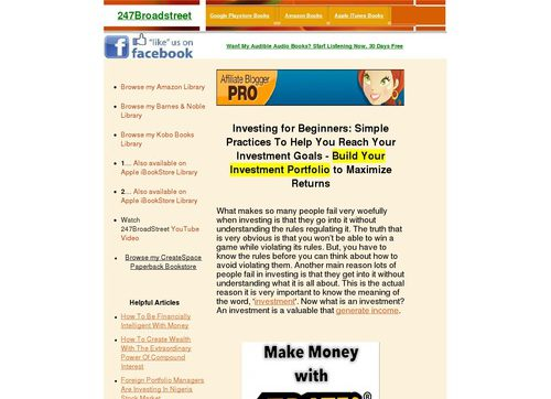 Money Making Business Ideas