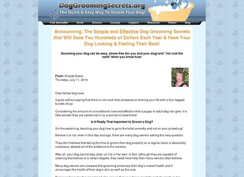 Dog Grooming Ebook And Audio Collection – Easy To Sell Product