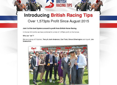 British Racing Tips