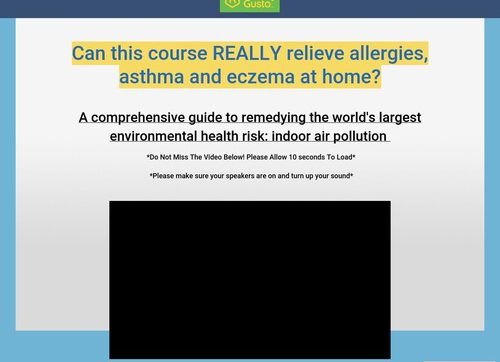 Homemade Pollution – Cleanse Your Home Of Indoor Air Pollution
