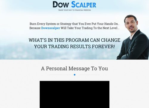 Sick Of Forex? Try Dowscalper – Dow Emini Futures System