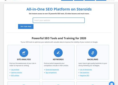 All-in-one SEO Platform On Steroids – Getseofix