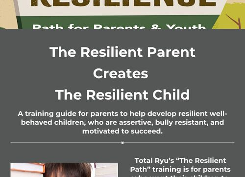 Becoming A Resilient Parent, Creates A Resilient Child